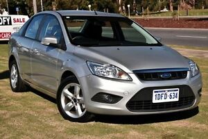 2009 Ford Focus LV LX Silver 4 Speed Sports Automatic Sedan Wangara Wanneroo Area Preview