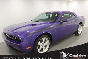 2010 Dodge Challenger R/T 5.7L V8 w/ Leather, Sunroof, Navigatio