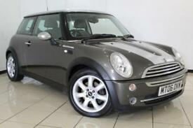 2006 06 MINI HATCH COOPER 1.6 COOPER PARK LANE 3DR 114 BHP