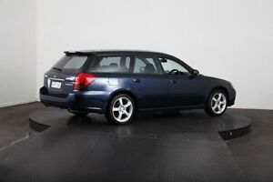 2003 Subaru Liberty MY04 2.5I Blue 5 Speed Manual Wagon McGraths Hill Hawkesbury Area Preview