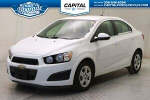 2016 Chevrolet Sonic LT **ACCIDENT FREE**BLUETOOTH**BACK-UP CAM*