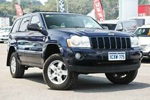 2008 Jeep Grand Cherokee WH MY2007 Laredo Blue 5 Speed Automatic Wagon Myaree Melville Area Preview