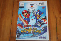 Mario & Sonic at the Olympic Winter Games - Nintendo WII