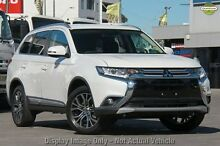 2016 Mitsubishi Outlander ZK MY16 LS (4x4) Starlight Continuous Variable Wagon Mount Gravatt Brisbane South East Preview