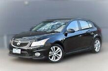 2013 Holden Cruze JH Series II MY13 SRi-V Black 6 Speed Sports Automatic Hatchback Berwick Casey Area Preview