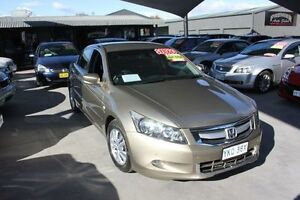 2010 Honda Accord MY09 VTi LE Gold 5 SP AUTOMATIC Sedan Mitchell Gungahlin Area Preview