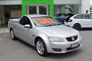 2011 Holden Ute VE II Omega Silver 6 Speed Sports Automatic Utility Mount Gravatt Brisbane South East Preview