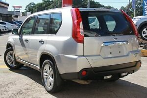 2013 Nissan X-Trail T31 Series 5 ST (4x4) Silver 6 Speed CVT Auto Sequential Wagon Wolli Creek Rockdale Area Preview