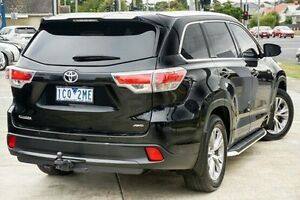 2014 Toyota Kluger GSU55R GXL AWD Black 6 Speed Sports Automatic Wagon Lake Wendouree Ballarat City Preview