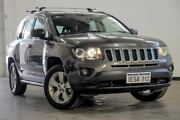 2015 Jeep Compass MK MY15 Sport Grey 5 Speed Manual Wagon Myaree Melville Area Preview