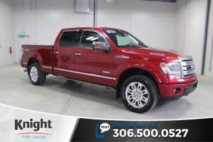 2014 Ford F-150 Platinum Navigation, Moon Roof