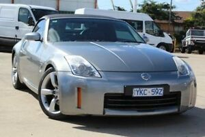2007 Nissan 350Z Z33 MY07 Roadster Touring Silver 5 Speed Automatic Convertible Belmore Canterbury Area Preview