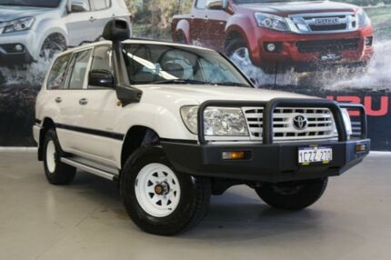 2005 Toyota Landcruiser HZJ105R Upgrade (4x4) 5 Speed Manual 4x4 Wagon Rockingham Rockingham Area Preview