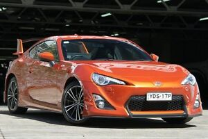 2015 Toyota 86 ZN6 MY15 GTS Orange 6 Speed Manual Coupe Mosman Mosman Area Preview