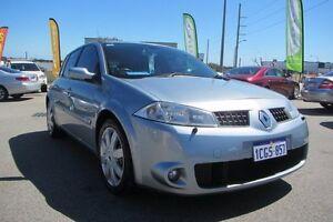 2005 Renault Megane X84 Sport Cup Vivid Sky Blue 6 Speed Manual Hatchback Wangara Wanneroo Area Preview