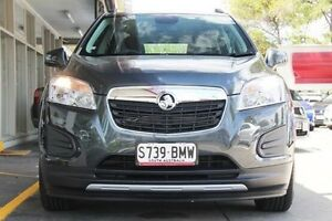 2016 Holden Trax TJ MY16 Black Grey 6 Speed Automatic Wagon Somerton Park Holdfast Bay Preview
