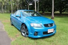 2012 Holden Commodore VE II MY12 SV6 Thunder 6 Speed Automatic Utility The Gardens Darwin City Preview