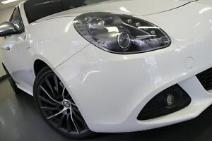 2011 Alfa Romeo Giulietta QV QV White 6 Speed Manual Hatchback Chatswood Willoughby Area Preview