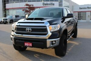 2015 Toyota Tundra TRD Off Road Crewmax w/ Moonroof