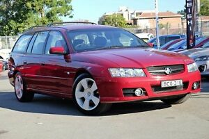 2007 Holden Commodore VZ SVZ 4 Speed Automatic Wagon Blacktown Blacktown Area Preview