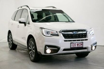 2016 Subaru Forester S4 MY16 2.0D-S CVT AWD White 7 Speed Constant Variable Wagon Wynnum Brisbane South East Preview
