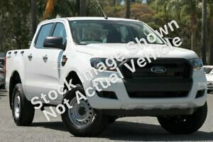 2018 Ford Ranger PX MkII 2018.00MY XL Hi-Rider White 6 Speed Sports Automatic Utility Rockingham Rockingham Area Preview