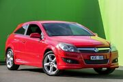 2009 Holden Astra AH MY09 SRi Red 5 Speed Manual Coupe Ringwood East Maroondah Area Preview