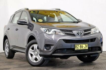 2014 Toyota RAV4 ASA44R MY14 GX AWD Graphite 6 Speed Sports Automatic Wagon Seven Hills Blacktown Area Preview