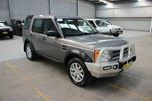 2007 Land Rover Discovery 3 SE Grey 6 Speed Sports Automatic Wagon Maryville Newcastle Area Preview