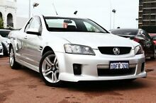 2009 Holden Ute VE MY10 SV6 Silver 6 Speed Sports Automatic Utility Fremantle Fremantle Area Preview