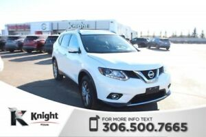 2014 Nissan Rogue SL Low KMs! Leather! Bluetooth! Around View Ca
