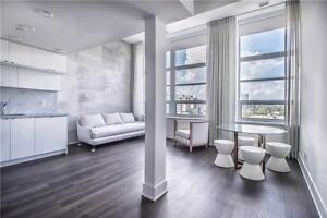 Spectacular Loft Living In The Heart Of Toronto!