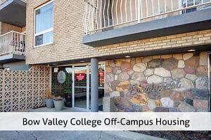 BVC Off-Campus Housing available at 600 1 Street NE, Calgary