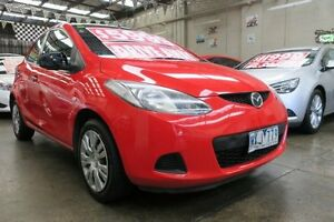 2009 Mazda 2 DE Neo 5 Speed Manual Hatchback Mordialloc Kingston Area Preview