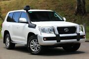 2014 Toyota Landcruiser VDJ200R MY13 GXL White 6 Speed Sports Automatic Wagon Hawthorn Mitcham Area Preview