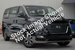 2018 Hyundai iMAX TQ4 MY19 Elite Black 5 Speed Automatic Wagon Collingwood Yarra Area Preview