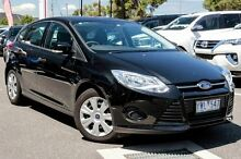 2012 Ford Focus LW Ambiente Black 5 Speed Manual Hatchback Mill Park Whittlesea Area Preview