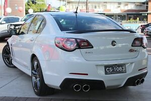2015 Holden Special Vehicles Clubsport GEN-F MY15 R8 White 6 Speed Manual Sedan Waitara Hornsby Area Preview