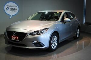 2014 Mazda 3 GS-SKY Alloy Wheels + Cruise Control + Back-Up Cam