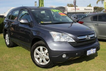 2009 Honda CR-V RE MY2007 Luxury 4WD Grey 5 Speed Automatic Wagon Pearsall Wanneroo Area Preview