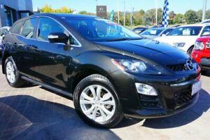 2011 Mazda CX-7 ER1032 Classic Activematic Sports Black 6 Speed Sports Automatic Wagon
