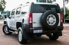 2009 Hummer H3 Adventure Silver 4 Speed Automatic Wagon Cannington Canning Area Preview