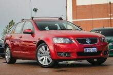 2012 Holden Commodore VE II MY12.5 Z Series Sportwagon Red 6 Speed Sports Automatic Wagon Fremantle Fremantle Area Preview