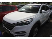 Hyundai Tucson 1.7 CRDi Blue Drive SE Nav 5dr 2WD