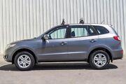 2012 Hyundai Santa Fe CM MY12 SLX CRDi (4x4) Silver 6 Speed Automatic Wagon Cannington Canning Area Preview
