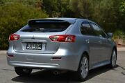 2014 Mitsubishi Lancer CJ MY14.5 GSR Sportback Silver 6 Speed Constant Variable Hatchback St Marys Mitcham Area Preview