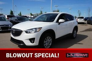 2015 Mazda CX-5 GS ALL WHEEL DRIVE Accident Free,  Heated Seats,