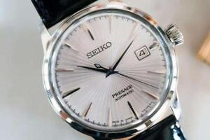 BRAND NEW IN BOX Seiko Presage Cocktail Automatic SRPB43 SARY075 MADE IN JAPAN (  3  )  YEAR WARRANTY AUTHORIZED DEALER