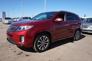2015 Kia Sorento AWD SX LEATHER V6 @ lanissan.ca