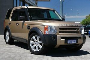 2006 Land Rover Discovery 3 SE Gold 6 Speed Sports Automatic Wagon Osborne Park Stirling Area Preview